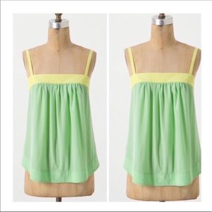 Anthropologie-HD in Paris Heat Index Neon Top